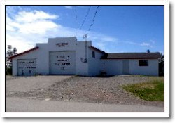 Change Islands Fire Hall